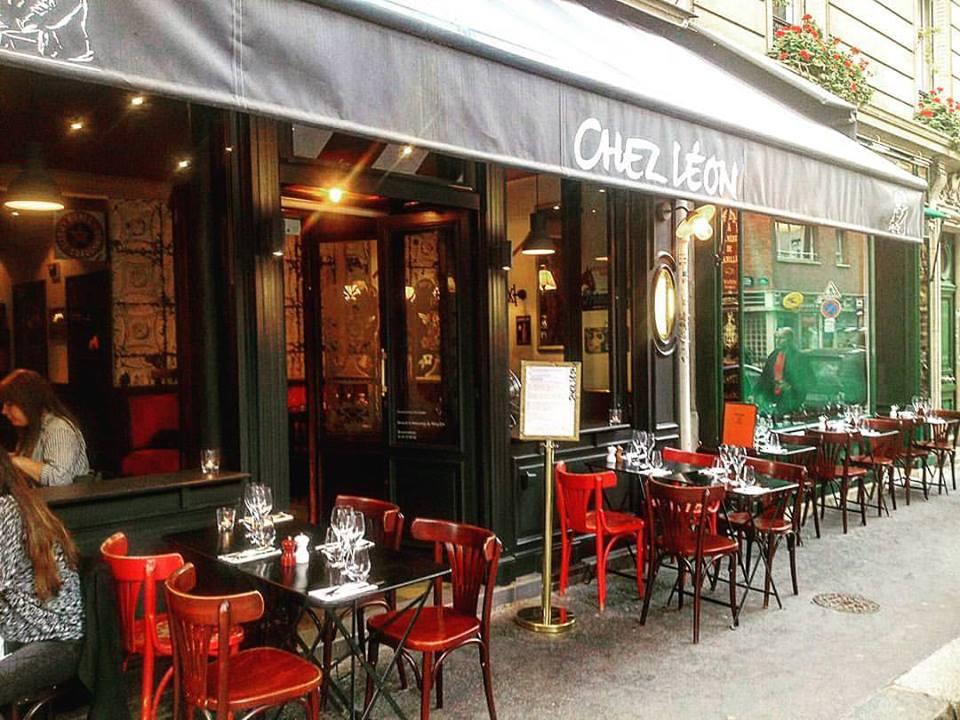 Restaurant Chez Léon 32 rue Legendre 75017 Paris